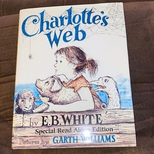 Charlotte's Web Special Read Along Edition